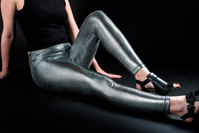 Betabrand DIsco Leggings