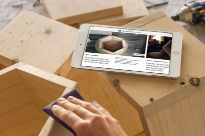 Instructables iPad App