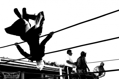 Lucha Libre Book